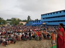 Senior BJP leader Sitharaman slams Mamata Banerjee