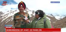 Remembering Operation Vijay   20 years on   DD News Exclusive report