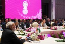 PM Modi co-chairs 16th ASEAN-India Summit in Bangkok