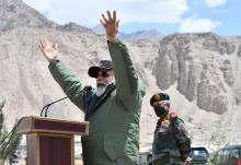 Full address: PM Modi's motivational address to Jawans in Ladakh
