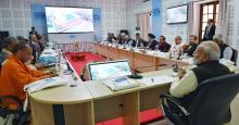 PM Modi chairs 1st meeting of National Ganga Council in Kanpur