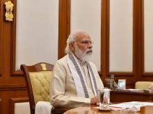 PM Modi chairs 38th PRAGATI Meeting