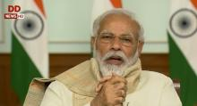 PM Modi addresses media over current COVID - 19 situation