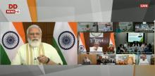 PM Modi dedicates to the Nation 35 crop varieties with special traits