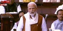 PM Modi replies to Motion of Thanks on President's Address in Rajya Sabha