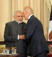प्रधानमंत्री मोदी ने जो बाइडेन और कमला हैरिस को दी जीत की बधाई