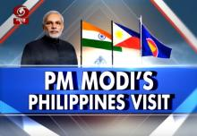 PM Modi's Philippines visit