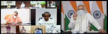 कोविड-19 पर प्रधानमंत्री नरेंद्र मोदी ने की तीन अहम बैठकें