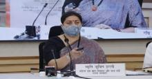 Union Textiles Minister inaugurates 8th India International Silk Fair on virtual portal