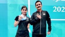 Para-Badminton sensation Palak Kohli makes history by qualifying for Tokyo Paralympics