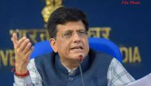 """""""At 87%, India has the highest FinTech adoption rate in the world against the global average of 64%"""": Union Minister Piyush Goyal"""