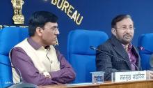 Union Minister Prakash Javadekar briefs on Cabinet Decisions