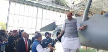 India formally gets the first Rafale fighter jet