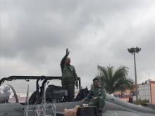 Full Event: Defence Minister Rajnath Singh flies indigenously-built Light Combat Aircraft