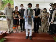 Union Minister for DoNER Shri G Kishan Reddy inaugurates several developmental works, reviewed schemes in Nagaland