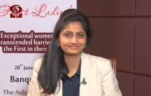 First Ladies: युवा महिला उद्यमी सिद्धि कर्णानी के साथ खास बातचीत