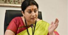 11 chairs in names of women scientists to be established at institutes across country: Smriti Irani
