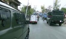 जम्मू-कश्मीर में सुरक्षाबलों के साथ मुठभेड़ में हिज़्बुल प्रमुख सैफुल्ला ढेर