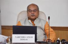 Agriculture Minister Narendra Singh Tomar addresses 6th meeting of Agriculture Ministers of SCO Member States
