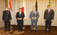 G4 nations seek reforms in UNSC