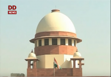 There must not be any agitation over Satluj-Yamuna Link canal in Punjab and Haryana: SC