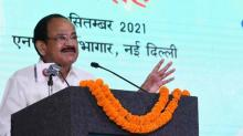 Vice President asks CSIR to turn futuristic and pursue science of the highest order