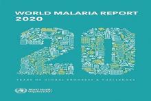 WHO World Malaria Report 2020
