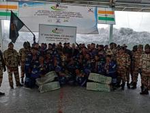 Indo-Tibetan Border Police wins IHAI National Ice Hockey Championship in Gulmarg