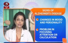 Alzheimer's Day: Early diagnosis of the disease helps significantly