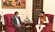 People to people contact between India & Bangladesh key to further strengthening ties: I&B Minister