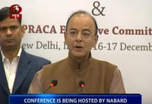 govt. has fairly ambitious plan of supporting agriculture in India: Arun Jatiley