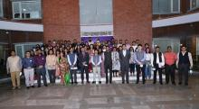 High Commission of India hosts send off reception for new batch of ICCR scholars in Dhaka