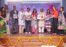 Exhibition of the works of artist Rokeya Sultana opened in Dhaka