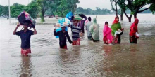 Bihar: Over 81 lakh population spread over 16 districts facing flood fury