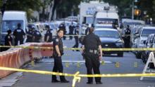 अमेरिका के कैलिफोर्निया में गोलीबारी