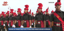 575 youths from Jammu and Kashmir joined the J&K Light Infantry