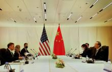China-US hold 'constructive' talks in Switzerland 7-months after acrimonious Alaska meeting