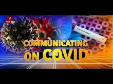 Special Programme | Communicating on COVID | 20-04-2020