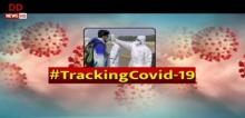 Find out latest Coronavirus updates from across the country on Tracking Covid19