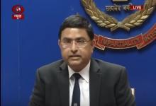CBI press briefing on case against Lalu Yadav, family