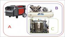 Robust, mobile OxyJani can cater to acute & chronic oxygen needs at grassroots level
