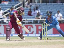West Indies win by 9 wickets in one-off T20 match