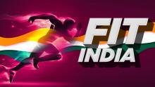 Fit India: 600 स्टूडेंट्स ने ज़ुम्बा सेशन में लिया हिस्सा