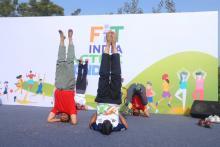 """FIT India:  """"गोकी"""" संस्था ने फिट इंडिया अभियान से खुद को जोड़ा"""