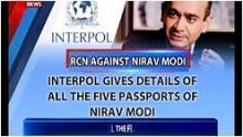 Red corner notice against Nirav Modi