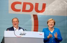 Germany's Social Democrats projected to win National election