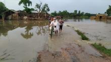 Bihar: Flood situation continues to be grim in already affected areas