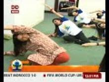 International Yoga Day 2018: Special Prenatal Yoga session organised in Delhi