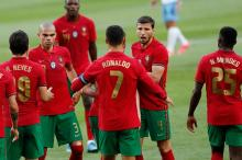 Euro 2020: Portugal beat Israel 4-0 in final warm-up