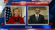 Republican committees investigate Clinton & Obama